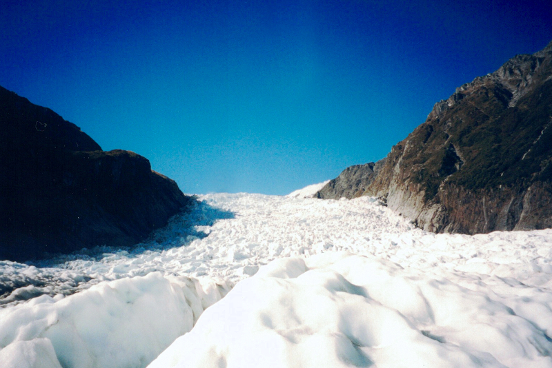 Take a Heli-hike onto Fox Glacier