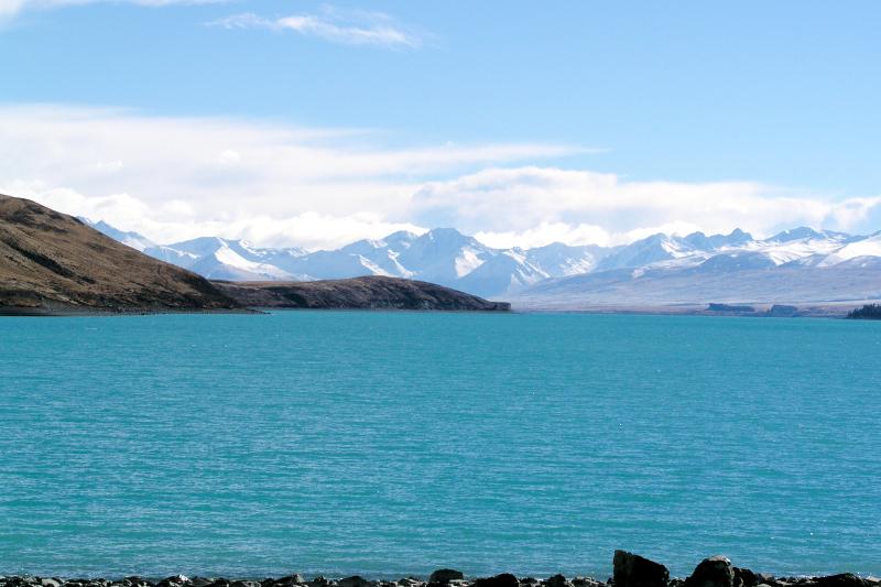 Lake Tekapo will woo you with its beauty